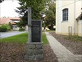 Image for Pomník vojakum Rude armady - Královopolské Vážany, Czech Republic
