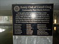 Image for Rotary Club Plaque - Frederick, MD
