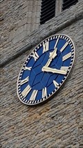 Image for Church Clock - All Hallows - Seaton, Rutland, UK