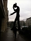 Image for Hammering Man - Basel, Switzerland