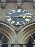 Image for Clock, St Stephen's, Redditch, Worcestershire, England