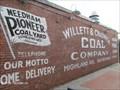 Image for Willett and Chadwick Coal Company - Needham, MA