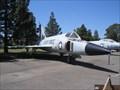 Image for Convair F-102A Delta Dagger - TAM, Travis AFB, Fairfield, CA