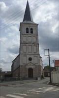 Image for Le Clocher de l'Eglise Saint-Omer - Houchin, France