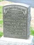 Image for Roy E Carr - Springfield, Mo.