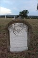 Image for EARLIEST Marked Grave in Center Point Cemetery - Saint Jo, TX