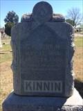 Image for C. S. Kinnin - I.O.O.F. Cemetery - Denton, TX
