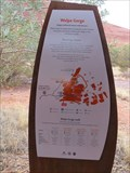 Image for Walpa Gorge Walk - Kata Tjuta - Northern Territory, Australia