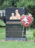 Image for Dr. Joseph Lowery & Dr. Evelyn Gibson Lowery -- Civil Rights Memorial Park, Selma AL