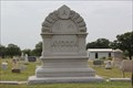 Image for Aycock Family -- Oakwood Cemetery, Cisco TX