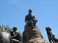 Image for John Steinbeck on Cannery Row Monument -  Monterey, CA