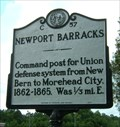 Image for Newport Barracks, Marker C-57