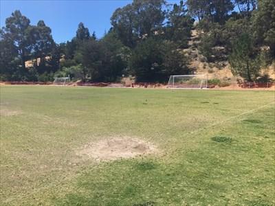 Gregory Nannarone Field, San Carlos, California