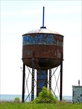 Image for NB and PEI Railway Water Tower - Cape Tormentine, NB