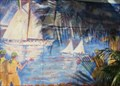 "Image for Fort George Mural ""Easter Regatta"" - George Town, Cayman Islands"