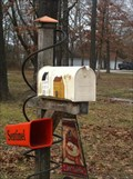Image for A Quaint Country Home Mailbox - Centralia Reservoir, IL