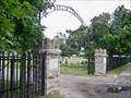 Image for Metal Arch, Berlin Cemetery, Berlin, NJ
