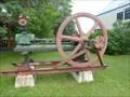 Image for Machine à vapeur-St-Casimir-Québec,Canada