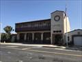 Image for San Carlos Fire Station 13 Clock - San Carlos, CA