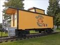 Image for Train City, USA caboose - Bangor, MI