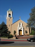 Image for 1940 - St. Patrick's Church  - Larkspur, CA