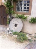 Image for Millstone at the Lower Mill - Oltingen, BL, Switzerland