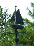 Image for Sailboat Weathervane - Windsor, Ontario
