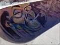 Image for Graffiti place in Caldas da Rainha-Portugal
