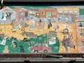 Image for Celebration mural at Balfour Riverwalk Park - Attleboro, Massachusetts