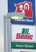 Image for Poste d'ethanol Sonic-Richelieu-Québec,Canada