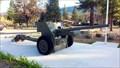 Image for 57 mm Gun M1 - Janesville Cemetery - Janesville, CA