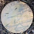 Image for T 18 S, R 12 E, W 1/16 corner for Sec. 28 - Oregon