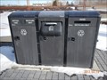 Image for East Village Big Belly Solar Compactor - Calgary, Alberta