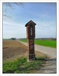 Image for Wayside shrine at a crossroad (Boží muka u križovatky) - Koldín, Czech Republic