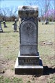 Image for William R. Williams - Oakland Cemetery - Ridgeway, TX