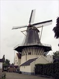 "Image for Cornmill ""De Eendracht""  - Alphen aan den Rijn, the Netherlands."