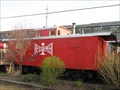 Image for Bessemer and Lake Erie caboose - Titusville, PA