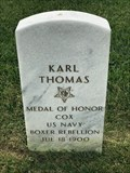 Image for Karl Thomas - San Francisco National Cemetery