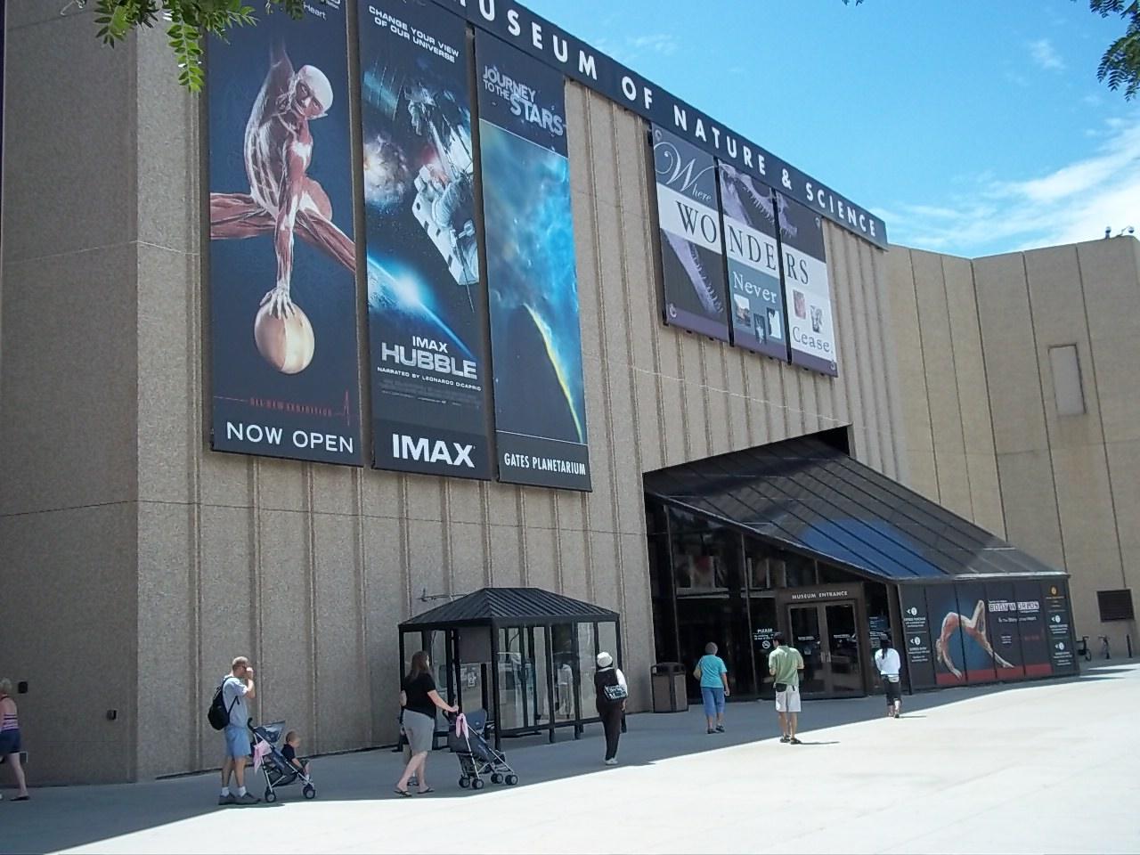 Colorado Museum Of Nature And Science Planetarium