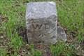 Image for British War Dept. Boundary Stone -- St George's Parish, BM