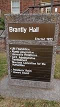 Image for Brantly Hall - 1923 - U of M - Missoula, MT
