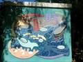 Image for Sea Life Mosaic - SeaWorld - Orlando, Florida.