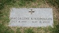 Image for 104 - Magdalene Kiriopoulos - Rose Hill Burial Park - OKC, OK