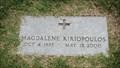 Image for 104 - Magdalene Kiriopoulos - Rose Hill Burial Park - OKC, OK