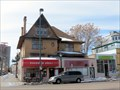 Image for House with a Commercial Addition (1608 E Colfax) - Commercial Resources of the East Colfax Avenue Corridor - Denver, CO