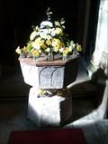Image for Baptism Font, St Mary Almer - Almer, Dorset