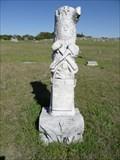 Image for M.G. De Witt - Petersburg Cemetery - Petersburg, OK