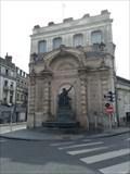 Image for Fontaine du Pont-de-Cité ou fontaine Neptune - Arras, France