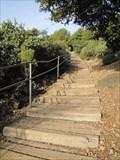 Image for East Peak Stairway - Mt. Tamalpais, Marin County, California