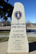 Image for Purple Heart Monument - Colorado Springs, CO